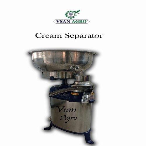 Vsan Agro 700 Lph SS Cream Separator