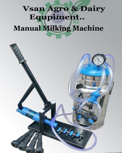 Vsan Agro Manual Milking Machine
