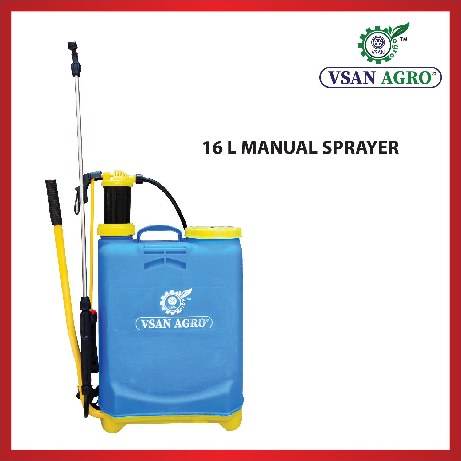 VSAN 16 L Manual Sprayer