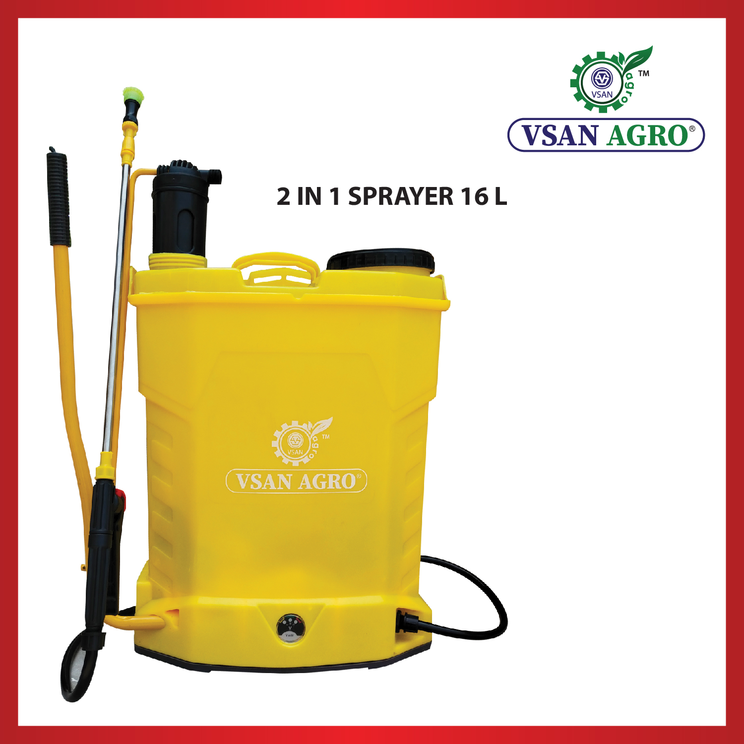 VSAN 2 in 1 Sprayer 16 L