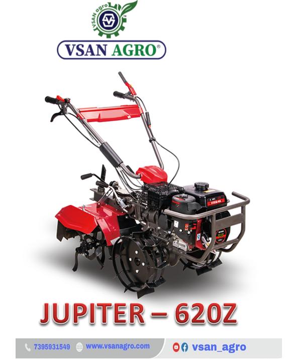 Jupiter  620 Z Power weeder