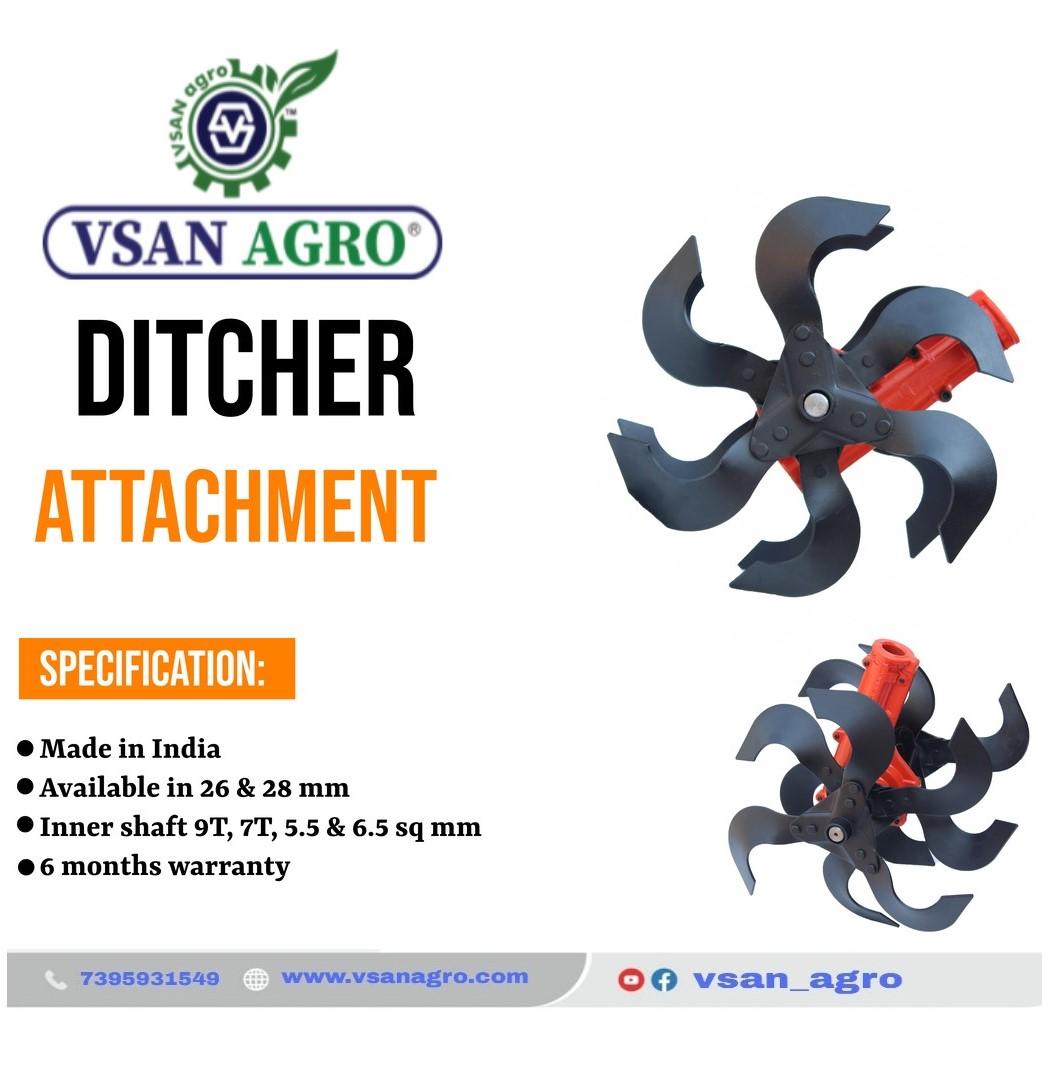 DITCHER ATTACHMENT