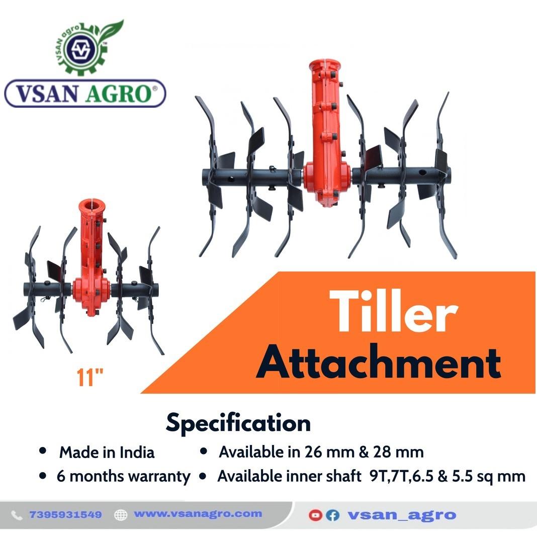 TILLER ATTACHMENT
