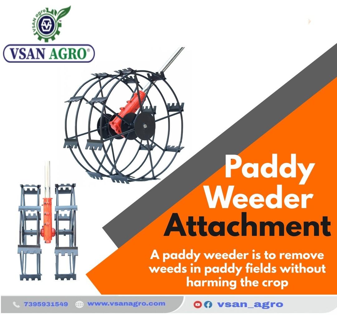 PADDY WEEDER ATTACHMENT